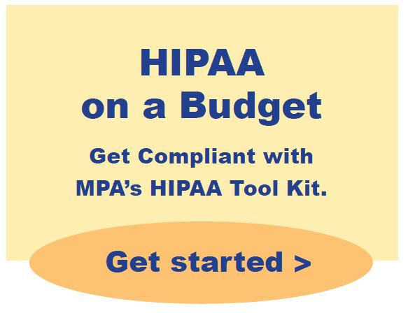 CTA HIPAA on a budget