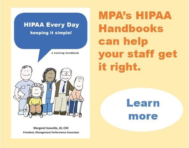 HIPAA Handbook CTA