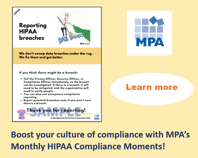 HIPAA MOMENTS SNIP