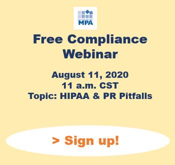 HIPAA PR Snip