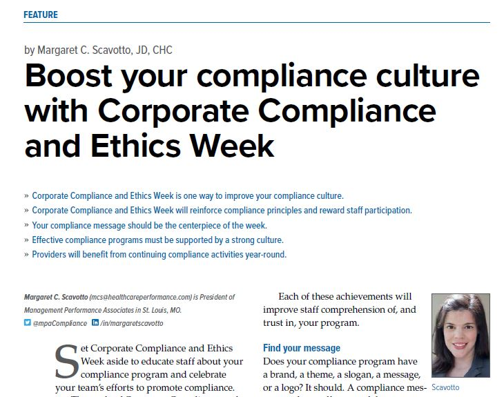 MCS Compliance today article snip2
