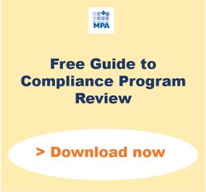 complinace program review guide snip