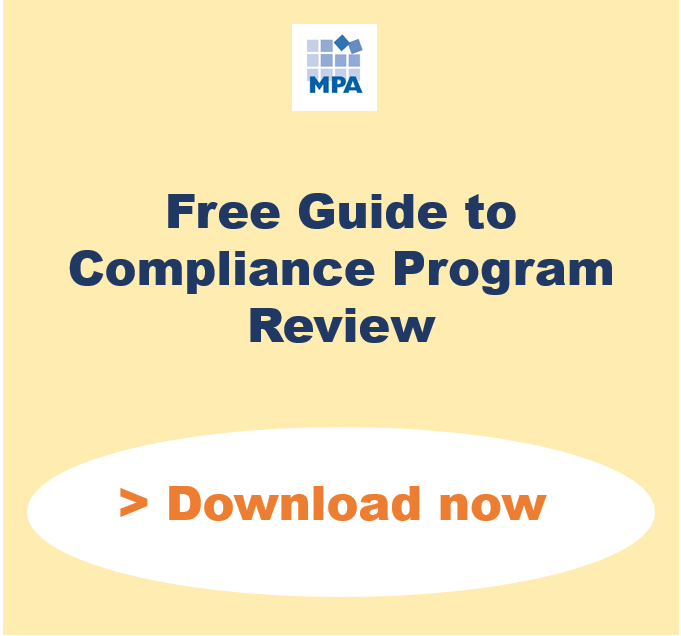 complinace program review guide snip
