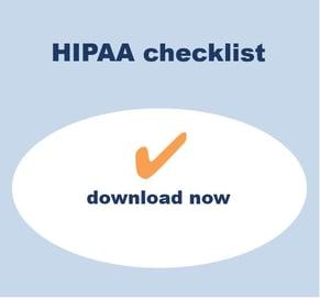 hipaa checklist snip
