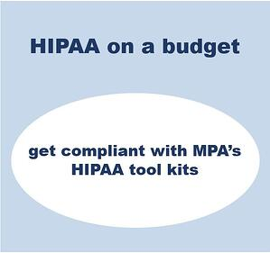 hipaa on a budget snip